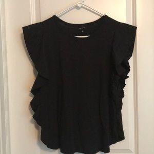 Who what wear Ruffle T-shirt - XL